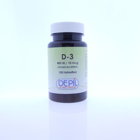 Vitamine D 10 mcg