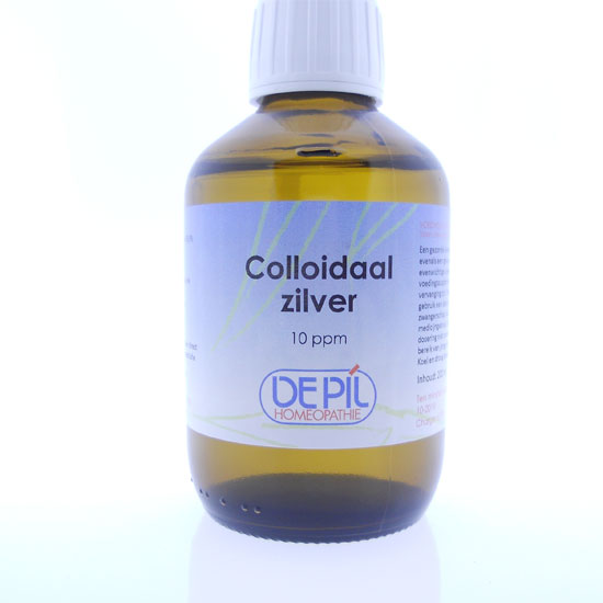 Colloidaal zilver 10 ppm